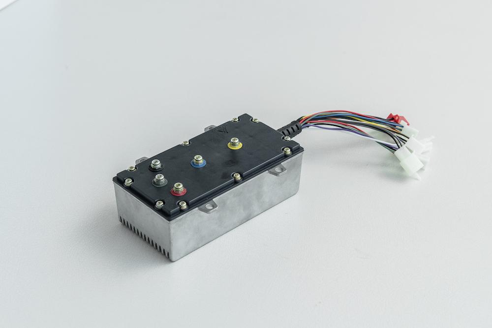 尤奈特电机控制器接线图